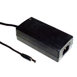 POWERMASTER, 42D Series, Switch mode power supply, 12V DC, 3.5 amp, Regulated, 2.5mm DC plug, Centre positive