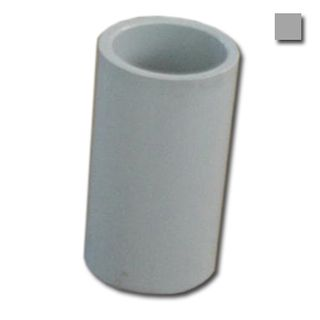AUSSIEDUCT, 25mm, Plain to plain coupling, Grey, Suits 25mm rigid conduit