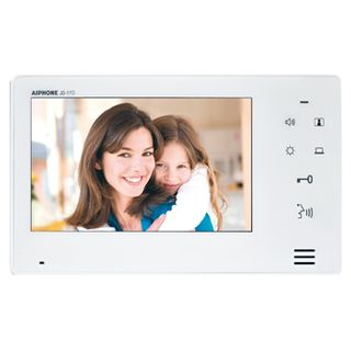 AIPHONE, JO Series, Room station, Sub, Video, Colour, Hands free, Suits JO1MD, Max 1 per system, 18 V DC 300mA