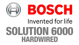 BOSCH 6000 - HARDWIRED