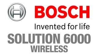 BOSCH 6000 - WIRELESS