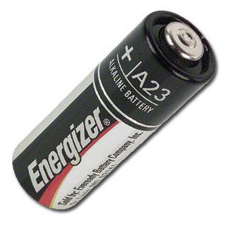 BATTERY, Energizer, A23, 12 Volt DC Alkaline,