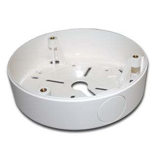 BOSCH, Surface mount box, Ivory, For indoor applications, Suits Bosch Flexidome VF series dome cameras,