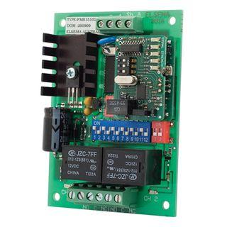 ELSEMA, Receiver, 2 Channel, 151 Mhz FM signal, 100mW,