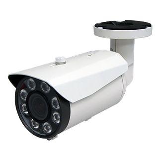 "MAXIM, HD-SDI Bullet camera, IR, Outdoor, Colour, Day/Night ICR, 1/2.7"" CMOS sensor, 2.1M Pixel, 0.02Lux (sens-up), 3.9X (2.8 - 11.0mm) varifocal A/I lens, Tri axis, 12VDC,"