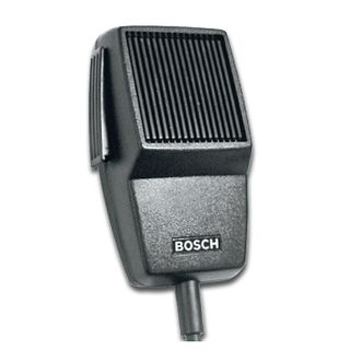 BOSCH, Hand held microphone, Dynamic, CB style with 1.2m coiled cable,