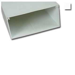 AUSSIEDUCT, Duct, 100 x 50mm, White, 4m length,