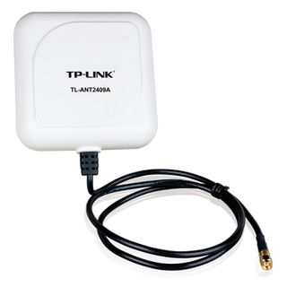 TP LINK, Yagi-Directional antenna, 2.4GHz 9dbi, Outdoor, RP-SMA male connector,