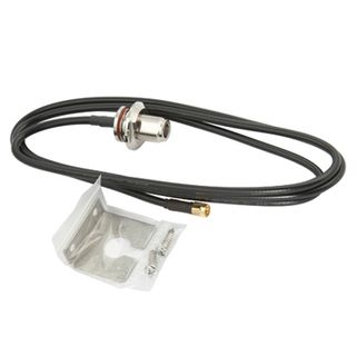 ELSEMA, N-Type base with 1.5m RG58 Coaxial lead, SMA connector, Low loss cellfoil,