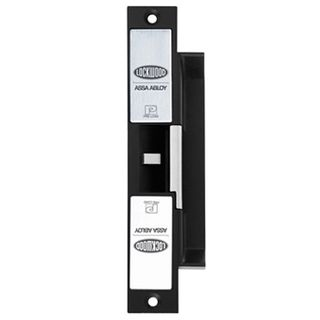 PADDE, ES9000 series, Electric strike, Mortice mount, Fail safe, Monitored, Fire rated, Will open with 25kg pre-load, Drilled for extension, 12/24V DC,