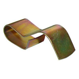 NETDIGITAL, Girder clips, 16 - 20mm, Zinc electroplate steel, Box of 100,