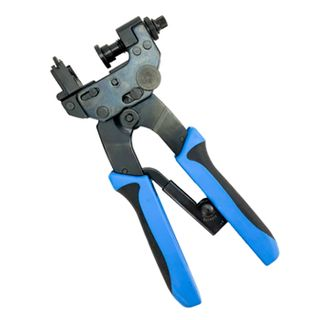 NETDIGITAL, Crimp tool, Compression connectors, Ideal for all compression type connectors,