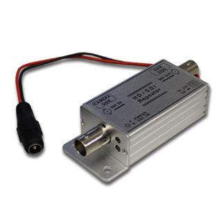 XTENDR, HD-SDI repeater, HD-SDI 1080P input, HD-SDI output, extends HD-SDI for a further 85/130m,
