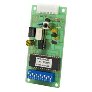 ELSEMA, Receiver, 1 Channel, 27MHz FM signal, 1 x open collector output, 7.5 - 20V DC,