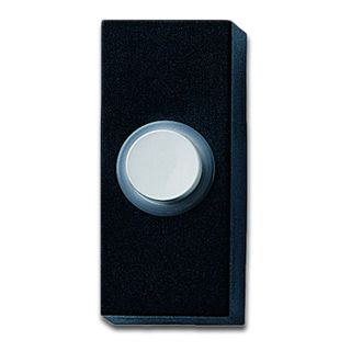FRIEDLAND, Push button, Illuminated, Black, Weather resistant, 60(H) x 26(W) x 24(D)mm,