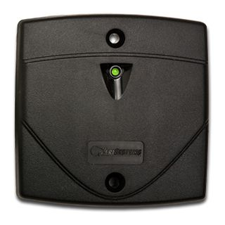 """KERI, NXT series, Proximity reader, Switch plate style, Up to 6"""" (152mm) read range, Exit (egress version), Built in buzzer, 3 colour LED, RS485 secure, Lifetime warranty, 5-14V DC 110mA,"""