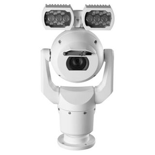 BOSCH, Illiminator to suit MIC-7130 positioning camera, IR/White light combo, 850nm IR and 6700K White light, RAL 9010 White finish,