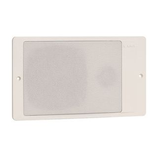 BOSCH, Panel speaker, Ceiling mount, 6W, Two way design, includes white metal grille, Wide dispersion, 100V line (Taps at 0.75, 1.5, 3,6 W), optional surface and flush boxes