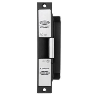 PADDE, ES200 series, Electric strike, Mortice mount, Fail safe, Non monitored, Fire rated, 12V DC, 175mA,