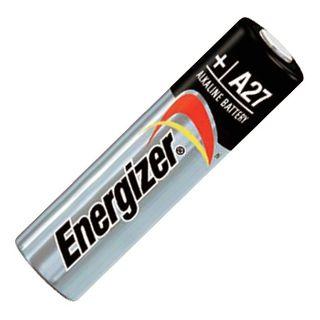 BATTERY, Energizer,  A27, 12 Volt DC Alkaline,
