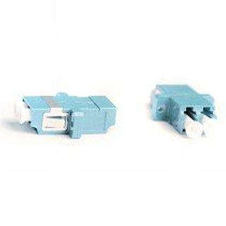 GARLAND, Fibre, Through adaptor, Duplex, LC, SM,
