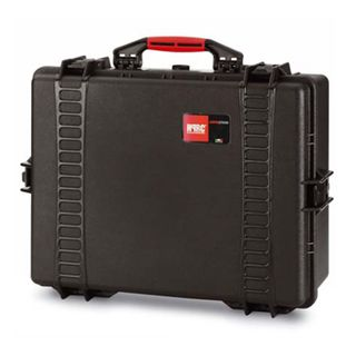 VANGUARD, 2600 Rugged hard case, IP67, Ext. diementions 550(L) x 420(W) x 215(D)mm, Inc. foam insert, Black,