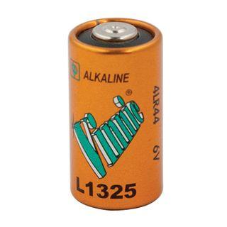 BATTERY, 6 Volt alkaline suits Elsema FMTPET / KEY301, L1325 / 4LR44