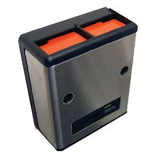 NETDIGITAL, Duress hold up button, Dual press, Key resettable,