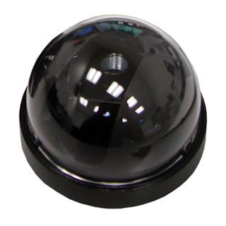 NETDIGITAL, Dummy dome housing, 87mm diameter, Black base,