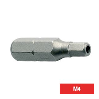 PROLOK, Security insert bit, Pin Hex, M4, 2.5 metric, suits PHCM450,