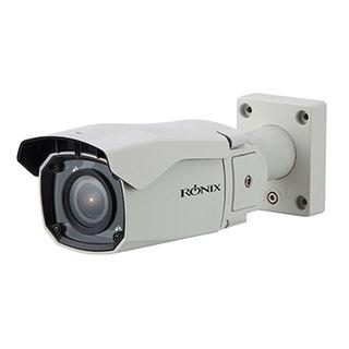 "RONIX, HD-IP bullet camera, IR, DWDR, 5.0MP/Full HD 1080p 1/1.8"" CMOS, 2.8X (3.6 - 10.0mm) megapixel motor VF AI lens, Day/Night (ICR), 0.03Lux (sens-up), IP68, Sunshield, Tri axis, POE,"