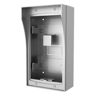 HIKVISION 8000 Series, Stainless steel back box, allows surface  mounting of the  door station (DS-KV8102-IM, DS-KV8202-IM),No insulation