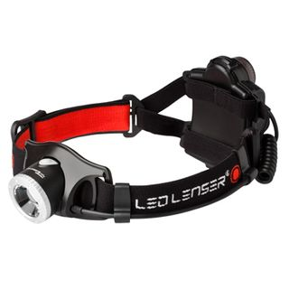 TORCH, Led Lenser, Head lamp H7.2, fire focus, 1 x C-LED, Dimmer, 250 Lumens, white beam,