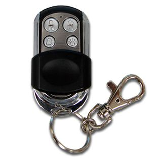 BOSCH, Radion Series, Wireless key fob transmitter, Premium stainless case, 4 button, Suits RF3212E & B810 receivers, 433MHz