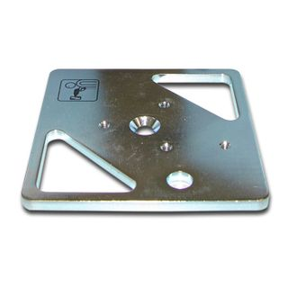 SIEMENS, Seismic detector accessory, Mounting plate to suit GM730/GM760 seismic detectors,