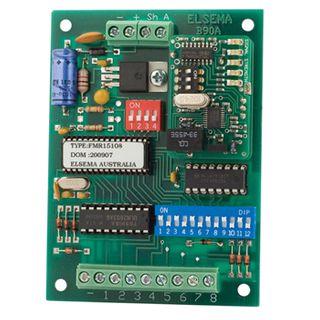 ELSEMA, Receiver, 8 Channel, 151MHz FM signal, 11-28V AC/DC,