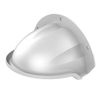 HIKVISION, Rain Shield, Suits Hilook and Hikvision domes and turrets,