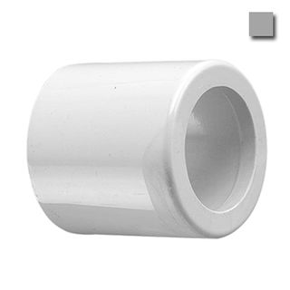 CLIPSAL, 25-20mm, conduit reducer, plain, Grey,