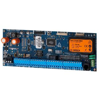 BOSCH, Solution 6000, Control panel, PCB only, 144 zone, 256 users, Wireless expansion,
