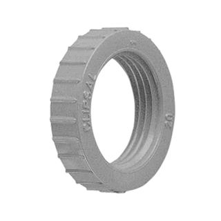 CLIPSAL, 25mm, PVC lock ring, Grey, Suits 263/25GY,