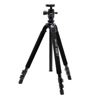 SLIK, Tripod, Professional camera tripod telescopic, 5kg max load, Operating height: 395 - 1900mm, Center Column extension: 380mm, Folded length: 800mm, 3.43kg weight