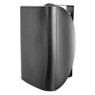 "CMX, 6"" Bass reflex cabinet speaker, Wall mount, 40W, 6"" (150mm) Woofer, 1.5"" Silk tweeter, Stainless mount, 100-20KHz response, 100V line (Taps at 5,10,20, 40W),"