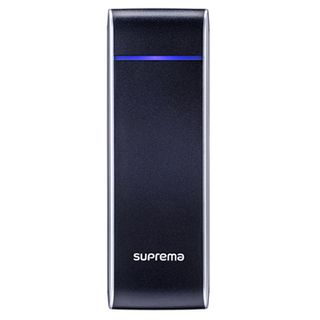 SUPREMA, Xpass, Smart IP RFID reader, IP65, Up to 40,000 Card users, TCP/IP, Wiegand, RS485, Relay, Mifare 13.56MHz compatible, Poe, 12V DC,