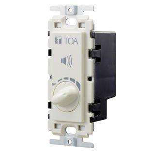 TOA 30 watt, 10 step, 100volt line Speaker volume control,