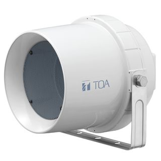 TOA - Weather resistant music horn, 6watt, 100v line, loaded music horn,