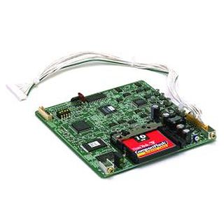TOA, Voice Announcement board to suit VM Series amplifiers, 8 Programmable messages stored on a CompactFlash card, complete with CF card,