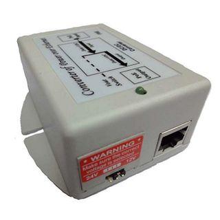 UBIQUITI, POE 802.3af converter, 48V DC POE to 24V DC, suits LocoM,