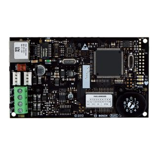 BOSCH, Solution 2000 & 3000, Ethernet communication module, IP communications with Cloud Connect, suits Solution 2000 & 3000 panel,