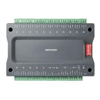 HIKVISION, Distributed Elevator controller, up to 16 floors, RS-485 communications, 16x floor outputs, 1x alarm output,