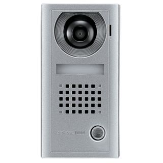 AIPHONE, AX Series, Door station, Video, Colour, Silver, Surface mount,